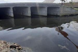 Đà Nẵng: Dự án đã xong nhưng vẫn để nước thải tuôn ra sông Hàn