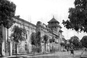 Trường nào ở Việt Nam từng là đại học duy nhất ở Đông Dương?