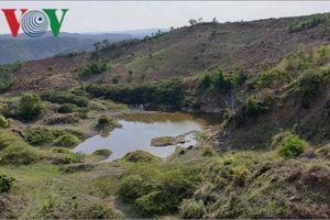 Đề nghị rút giấy phép khai thác mỏ đá vôi tại Chư Sê