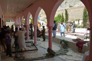 Đánh bom nhà thờ Hồi giáo ở Pakistan, hơn 20 người thương vong