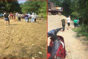 Rủ nhau ra suối tắm, 4 học sinh ở Lào Cai chết đuối thương tâm