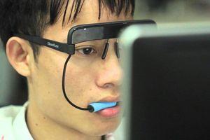 Chuột máy tính không dây dành cho người khuyết tật