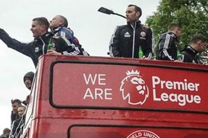Tân binh Premier League bị cáo buộc nhận tài trợ từ trùm khủng bố