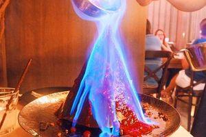Quán cà phê ma thuật và món núi địa ngục ở Thái Lan