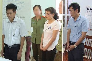 8 trong 13 thí sinh được Giám đốc sở GDĐT 'nhờ' nâng điểm