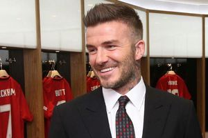 Beckham cùng dàn huyền thoại MU tái hiện ký ức cú ăn ba lịch sử