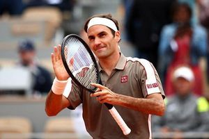 Federer thắng dễ trong lần trở lại Pháp mở rộng