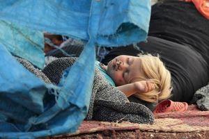 Ảnh ấn tượng tuần: Cuộc sống khốn khổ của trẻ em Syria trong thời chiến