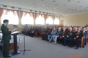 Hội Cựu chiến binh Việt Nam tại Ukraine tổ chức Đại hội lần thứ 2