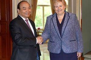 Quan hệ Việt Nam - Na Uy phát triển sâu rộng