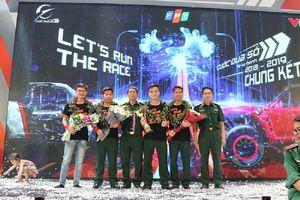 Học viện Kỹ thuật quân sự vô địch Cuộc đua số mùa 3, giành giải thưởng 1,2 tỷ đồng