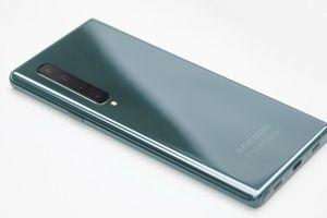 'Mãn nhãn' với thiết kế sang chảnh của Samsung Galaxy Note 10