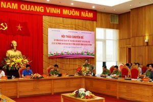 Xây dựng thế hệ trẻ thời đại Hồ Chí Minh vừa hồng, vừa chuyên