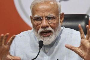 Bầu cử Ấn Độ: Ông Modi và Đảng Nhân dân Ấn độ thắng lớn