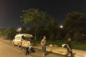 Một thanh niên nằm chết bên lề đường, nghi sốc ma túy