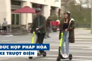 Đức cho xe trượt điện tham gia giao thông, Anh vẫn cấm