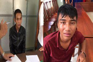 Bắt nóng hai nghi phạm giết người ở Kon Tum