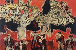 2 bức tranh khỏa thân của danh họa Lê Phổ được bán với giá hơn 44 tỉ