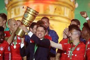 Kovac làm được điều chưa từng xảy ra trong lịch sử bóng đá Đức