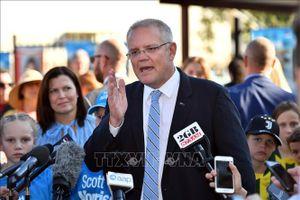 Thủ tướng Australia công bố danh sách nội các mới