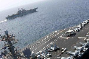 Gửi cảnh báo 'rắn' giữa căng thẳng, Iran dọa đánh chìm tàu chiến Mỹ bằng 'vũ khí bí mật'