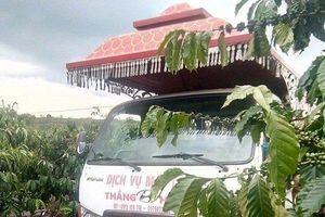 Vụ thảm sát 3 bà cháu ở Lâm Đồng: Chồng nghi phạm đến viếng, chia buồn cùng gia đình nạn nhân