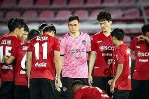Văn Lâm không thể giúp Muangthong United tránh được trận thua trước đội của Xuân Trường