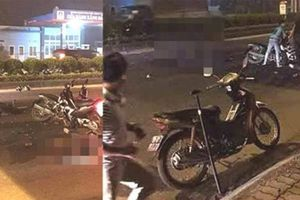 Hà Nội: Khởi tố vụ xe máy kẹp ba gây tai nạn làm Đại úy CSCĐ tử vong