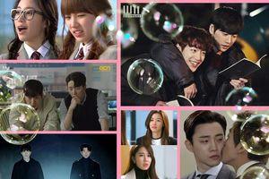 9 cặp bạn thân 'oan gia' trên màn ảnh Hàn