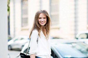 12 outfits mùa hè đơn giản trẻ trung dành cho mọi cô gái với đủ vóc dáng đều mặc được
