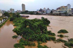 Quảng Ninh: Mưa lũ lớn trên sông Ka Long, một người mất tích