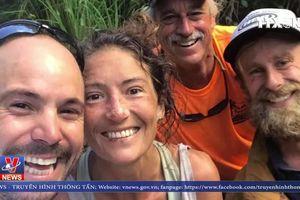 Giáo viên Yoga sống sót sau 17 ngày mất tích trong rừng sâu