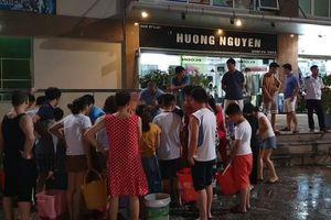 Hàng trăm hộ dân KĐT Tân Tây Đô 'khát' nước, ai chịu trách nhiệm?