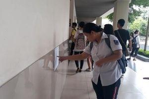 Thí sinh Hà Nội bắt đầu thi vào lớp 10 trường chuyên