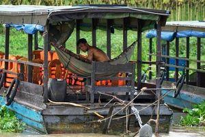 Cuộc sống khó khăn của bà con gốc Việt tại tỉnh Kampong Chhnang (Campuchia)