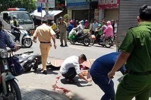 Xe tải kéo lê khiến người phụ nữ tử vong trên đường