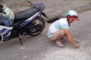 CSGT khen ngợi người đi đường có 'hành động đẹp' trên đường phố Đà Nẵng