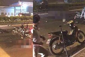 Khởi tố vụ án xe máy kẹp ba gây tai nạn, 1 cán bộ CSCĐ tử vong