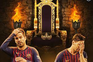 Biếm họa 24h: Valencia 'gieo sầu' Messi, Sir Alex muốn tái duyên MU