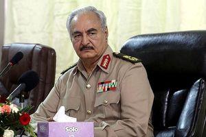Tướng Haftar bác bỏ thẳng thừng đề nghị ngừng bắn ở Libya