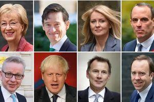 Những ứng viên 'vàng' trong cuộc đua giành chức Thủ tướng Anh