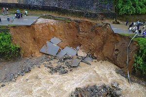 Bắc Bộ mưa lớn, nguy cơ cao xảy ra lũ quét, sạt lở