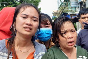 Thai phụ và 2 cha con chết trong nhà trọ ở Bình Dương