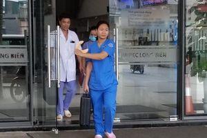 Thi thể người đàn ông nghi rơi từ tầng 22 tòa nhà Mipec Long Biên
