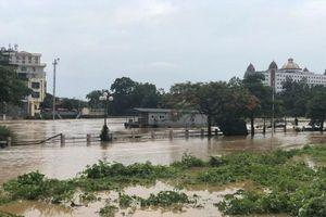 Tìm thấy thi thể nạn nhân bị lũ cuốn trên sông Ka Long
