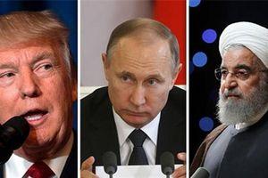 Mỹ giúp châu Âu thân Nga khi khai chiến Iran