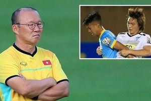 HLV Park Hang-seo trao cơ hội cho 'Ronaldinho Việt Nam'?