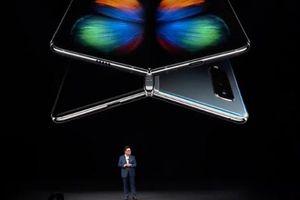 Smartphone gập lại tiếp theo của Samsung sẽ hoàn hảo hơn Galaxy Fold