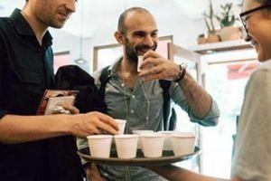 'Nở rộ' quán cà phê dùng đồ thân thiện môi trường