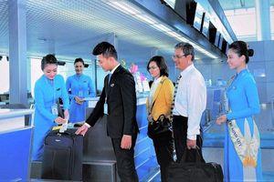 VNA ra mắt dịch vụ chào đón và đưa dẫn ưu tiên cho hành khách